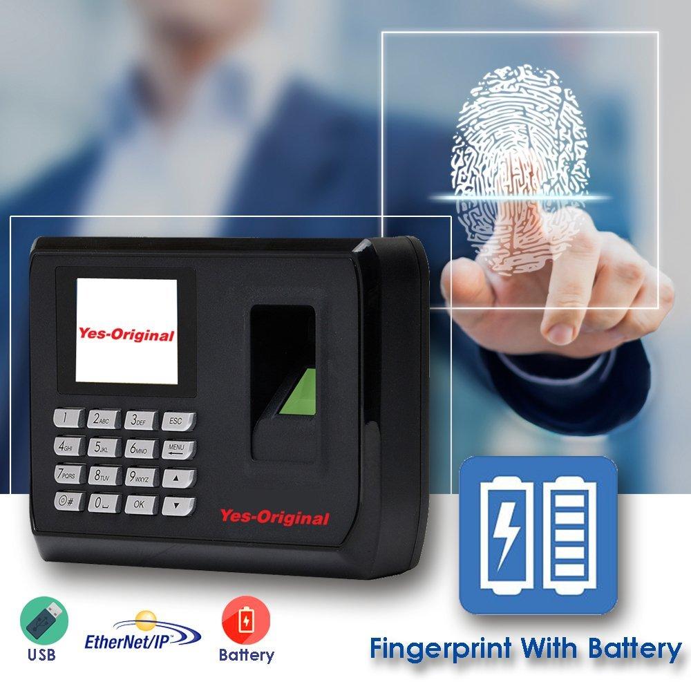 Fingerprint time clock - YF500 - Original for Computers